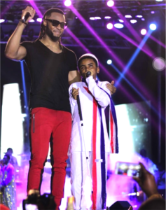 Teary Night: Semah-Flavour First Public Stage Performance